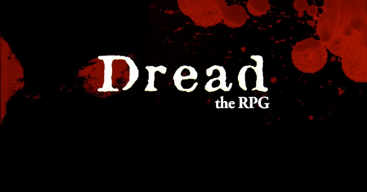 Dread: The RPG