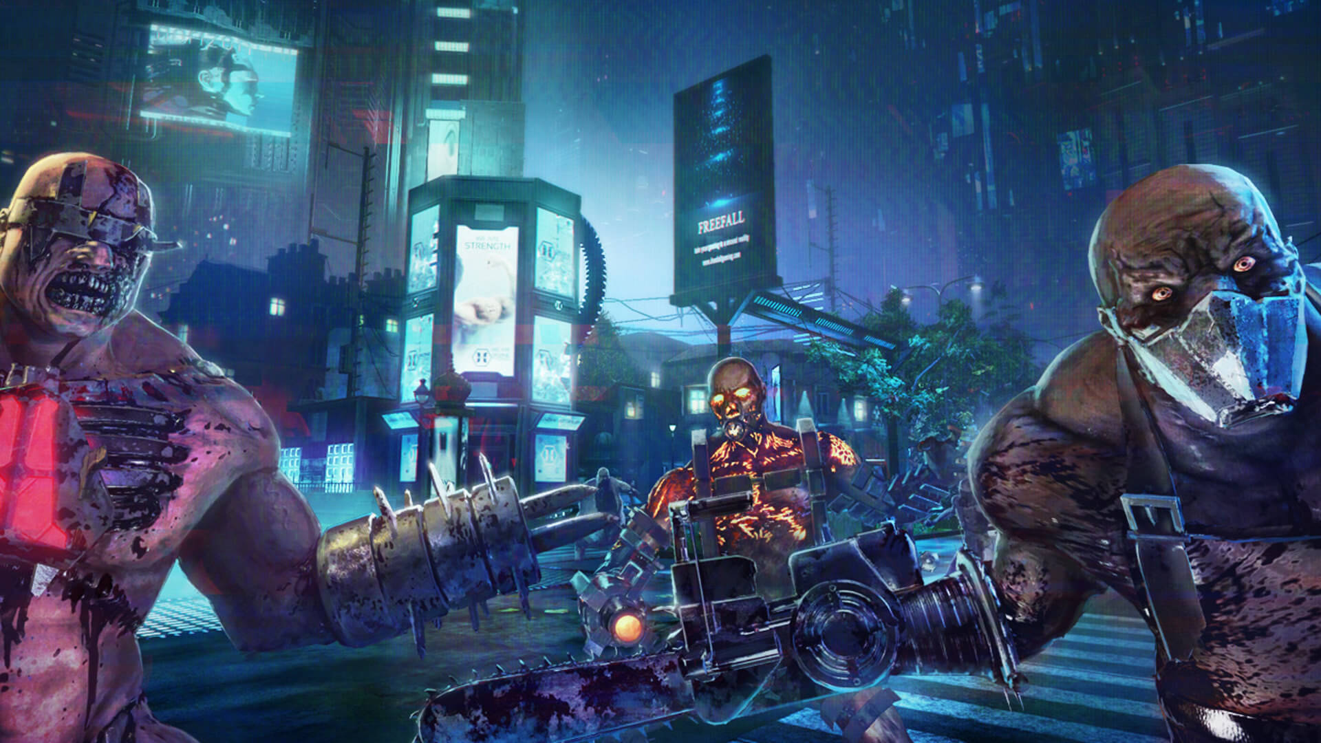 Killing Floor 2 Dystopian Devastation Header
