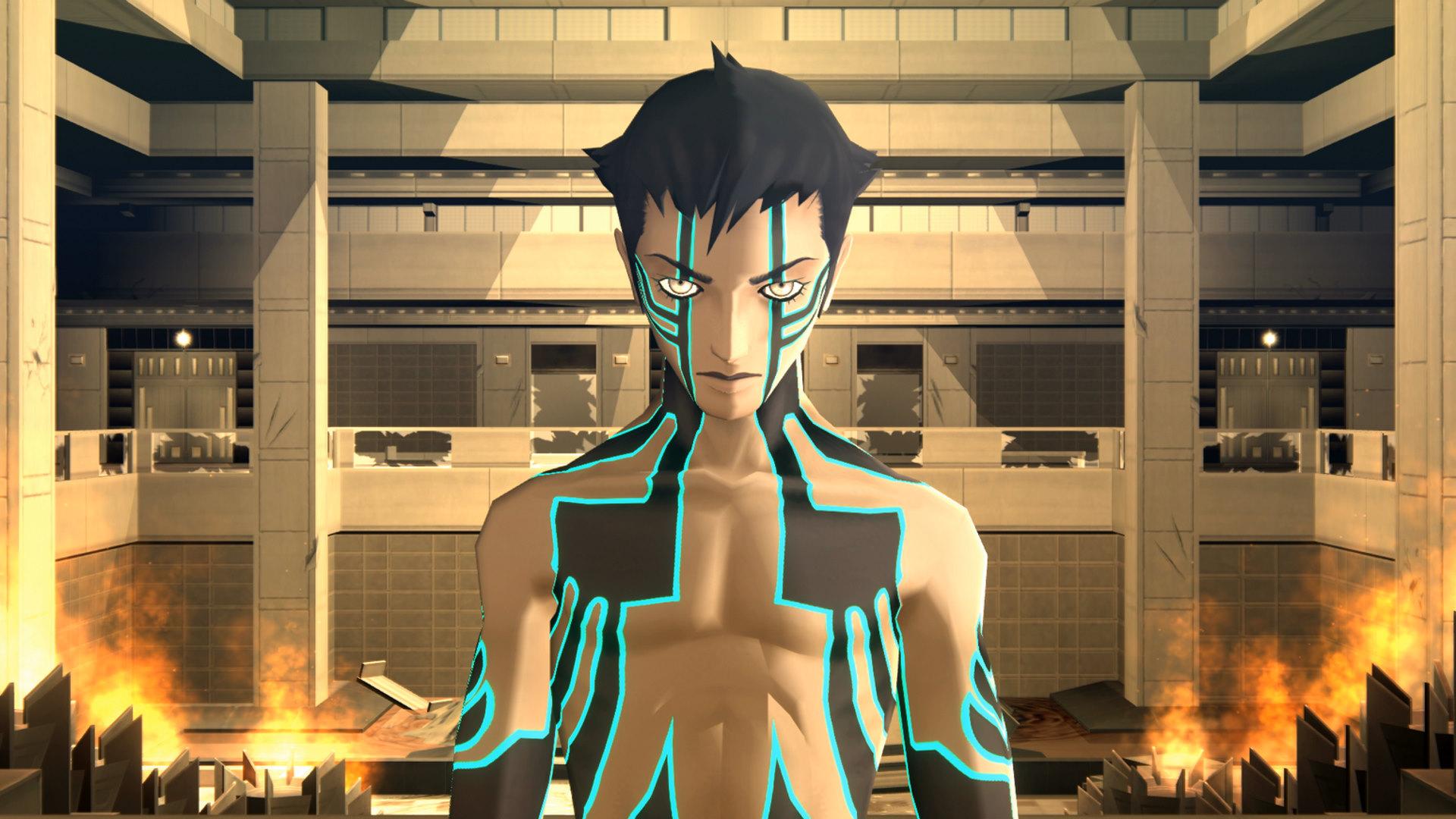 Shin Megami Tensei III Demi-fiend