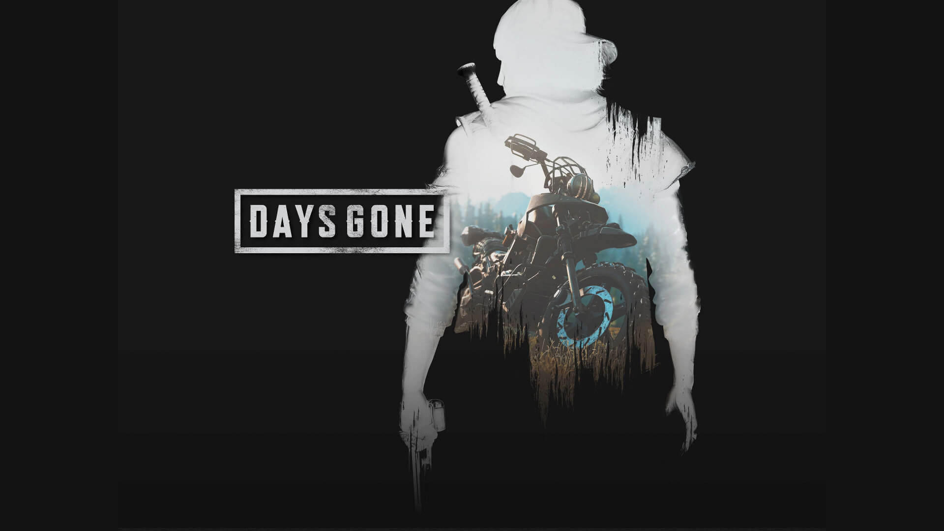 Days Gone Logo 1920x1080