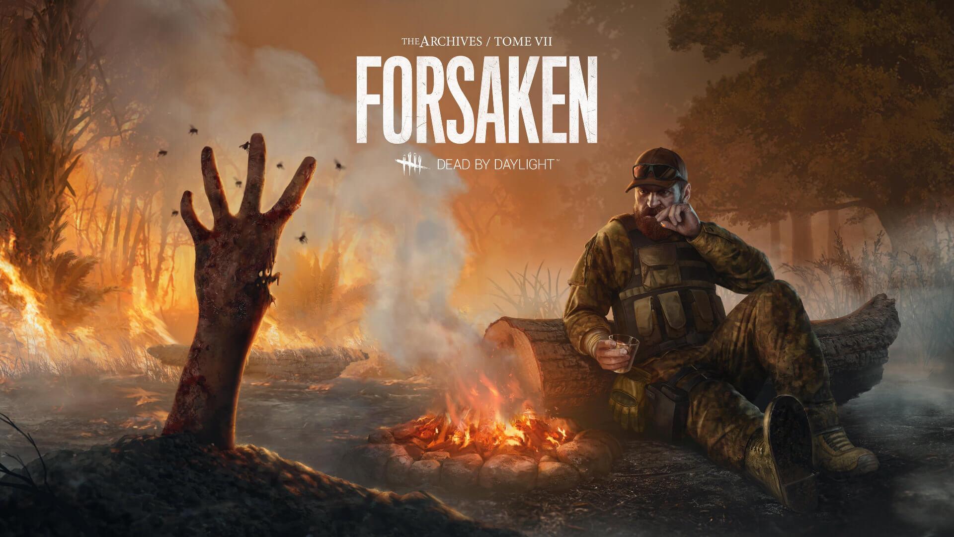 Dead By Daylight Forsaken Preview