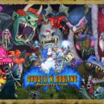 Ghosts 'n Goblins Resurrection Splash Art