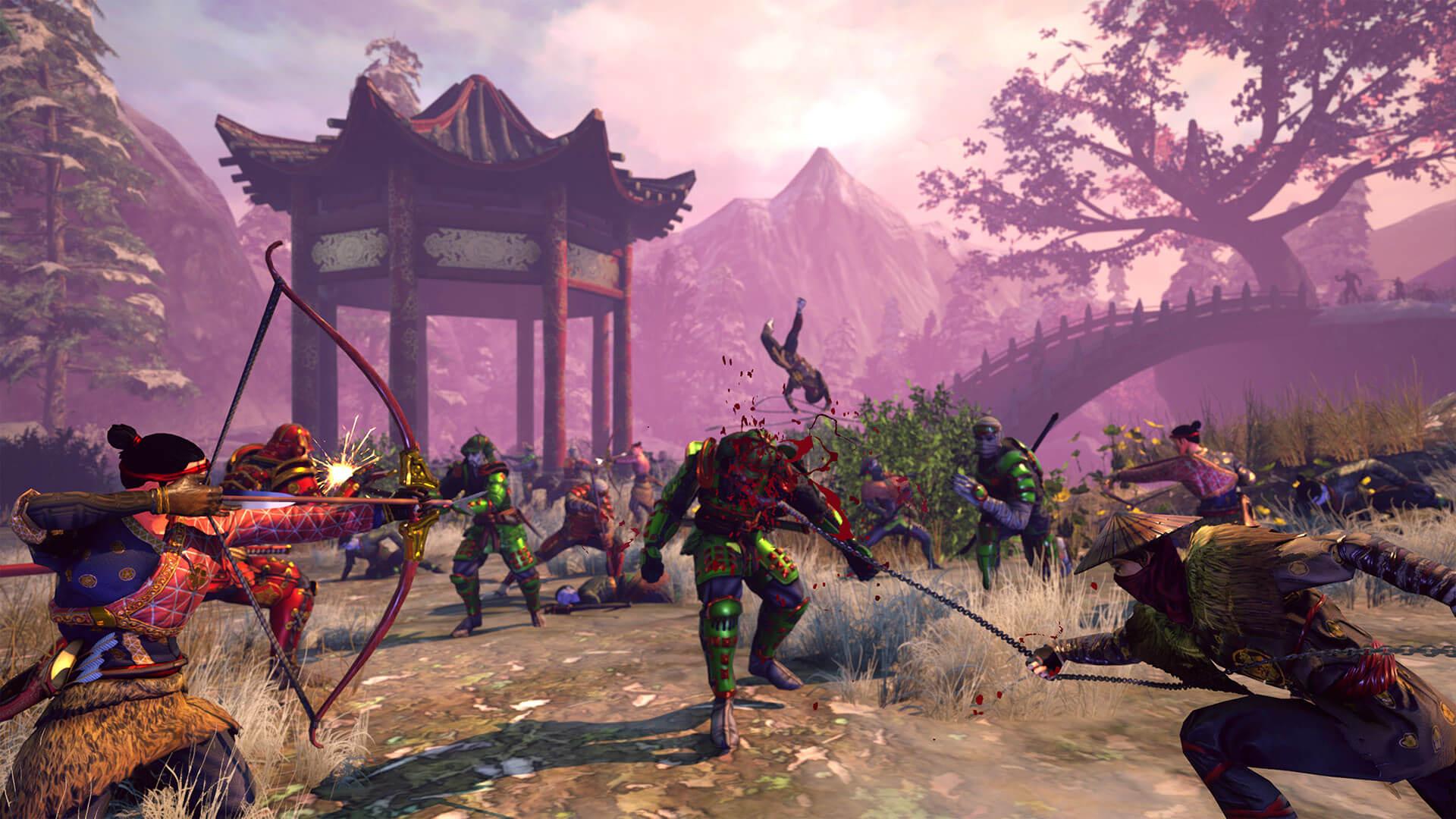 Hanako Screenshot Clan War