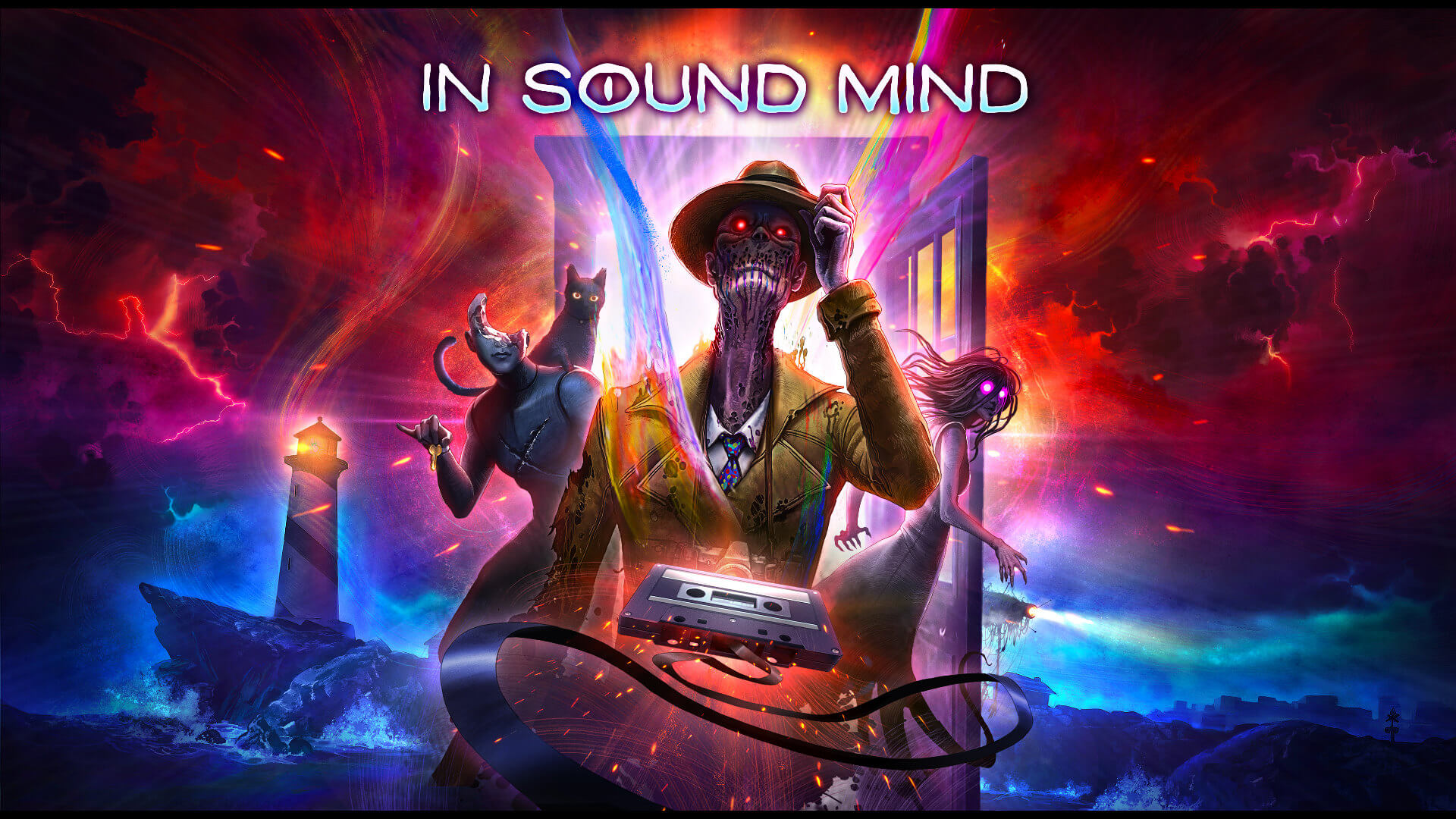 In Sound Mind Key Art