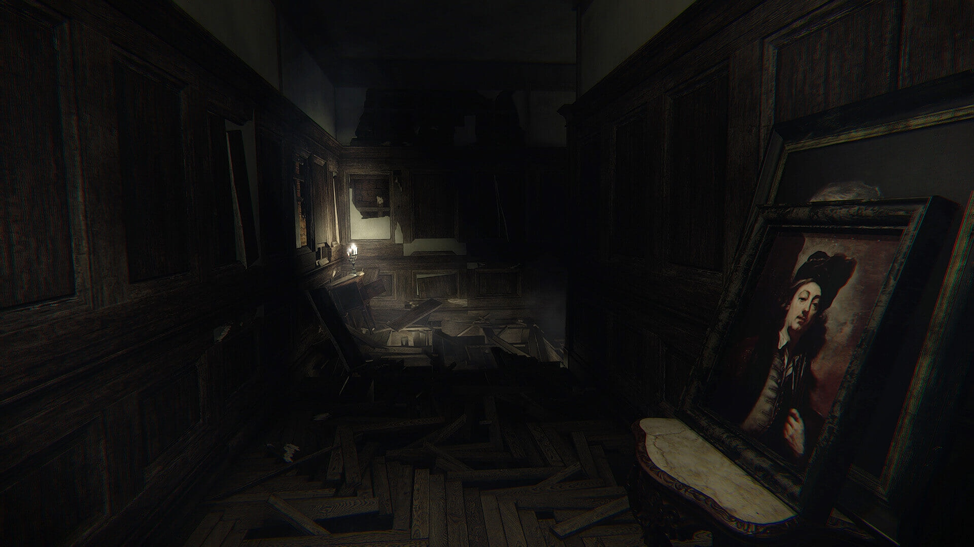 Layers of Fear VR Screenshot