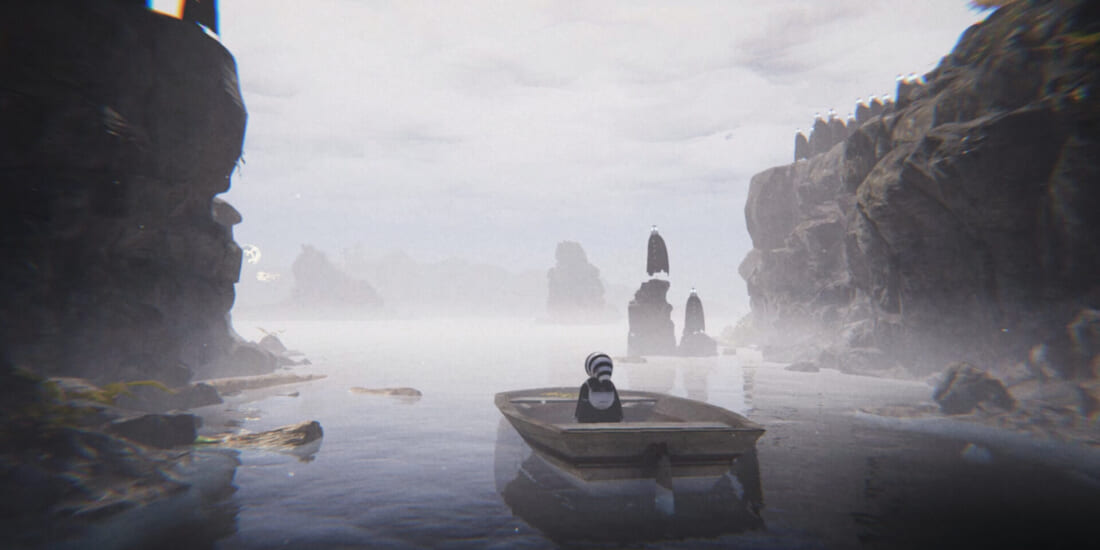 Mona Screenshot Boat