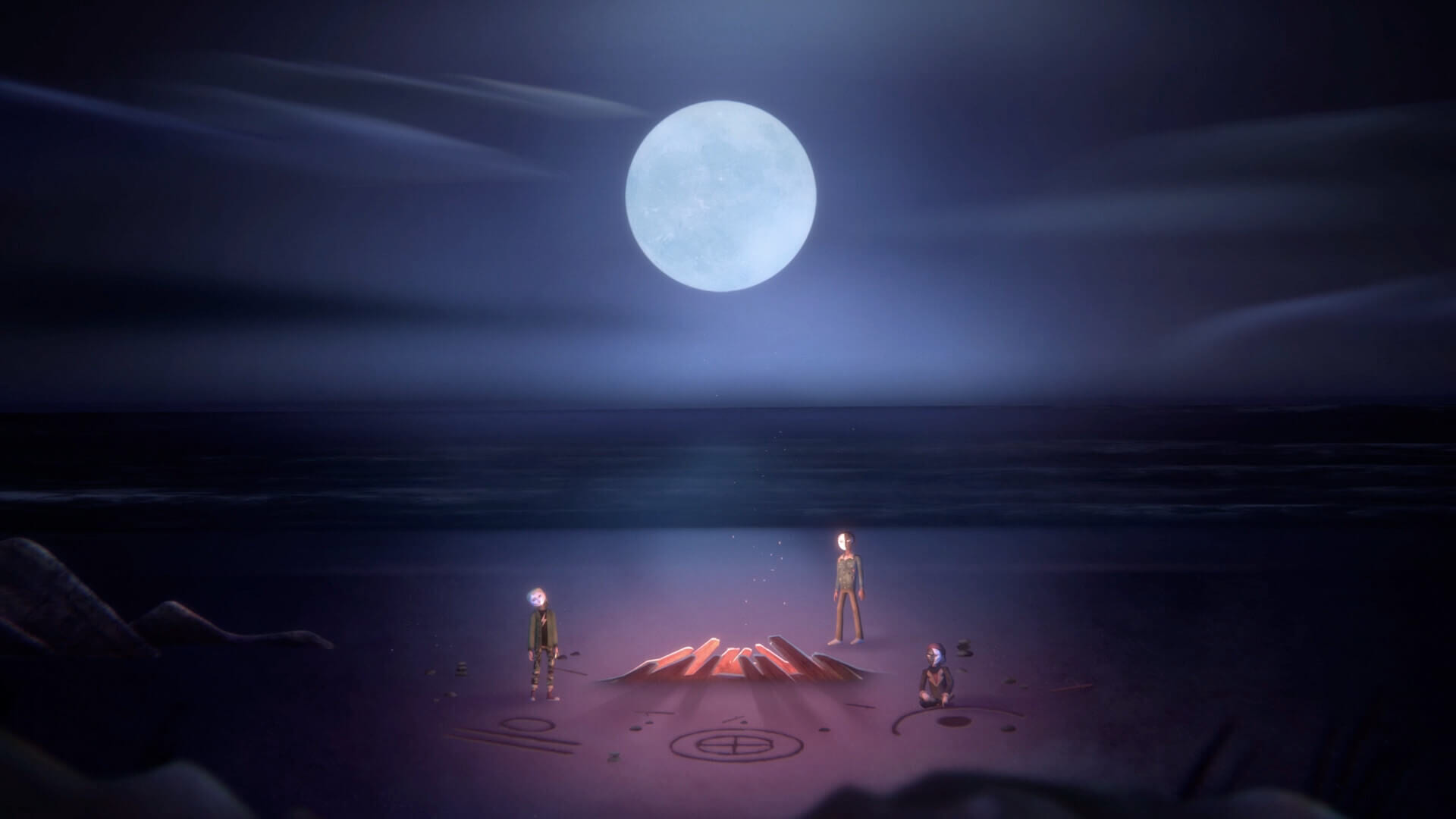 Oxenfree II Lost Signals Preview Beach