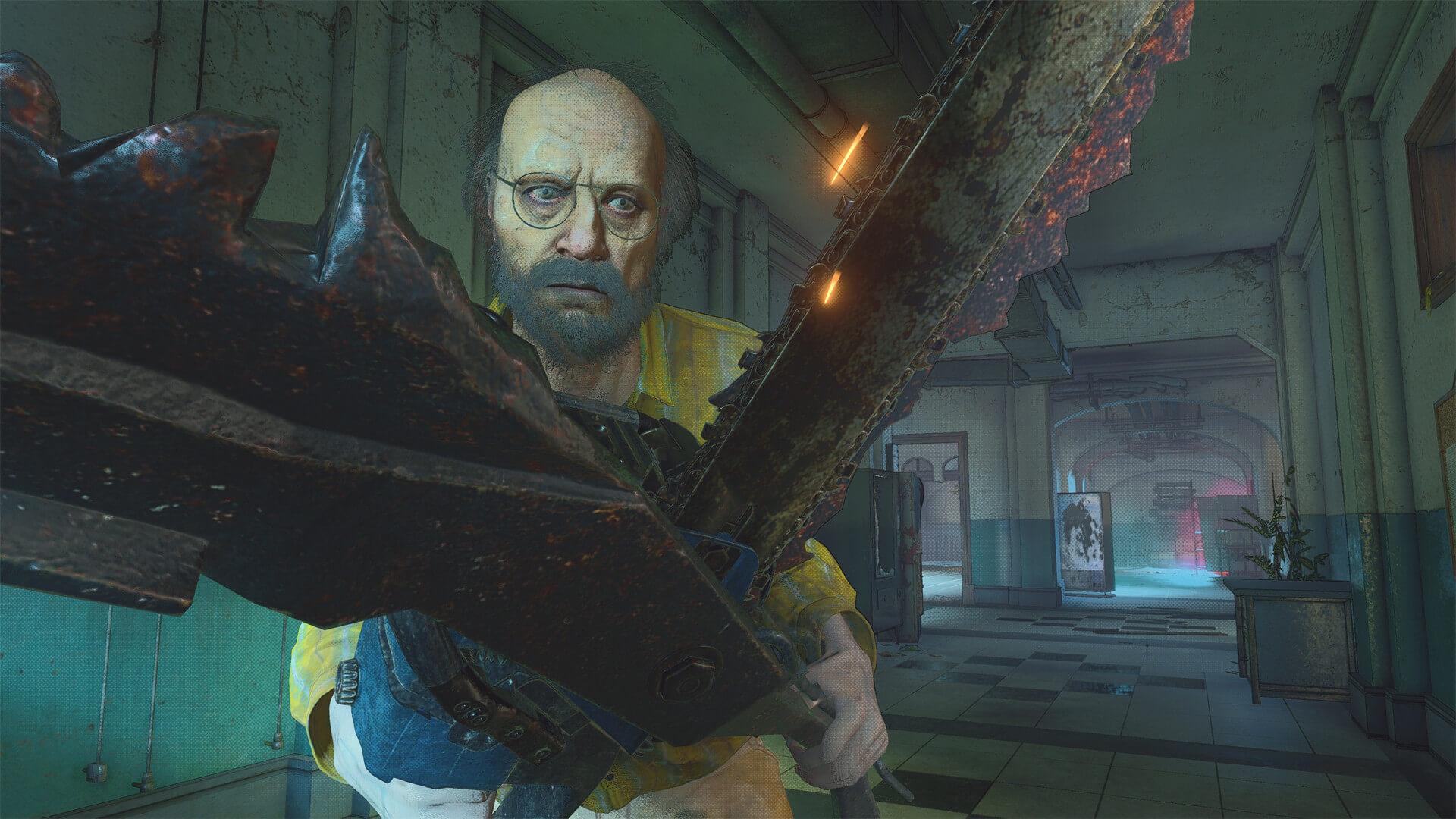 Resident Evil Re:Verse Jack Baker