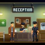 The Darkside Detective Reception Desk