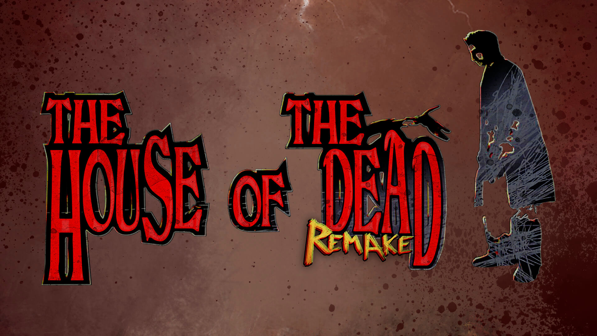 The House of the Dead Remake Logo