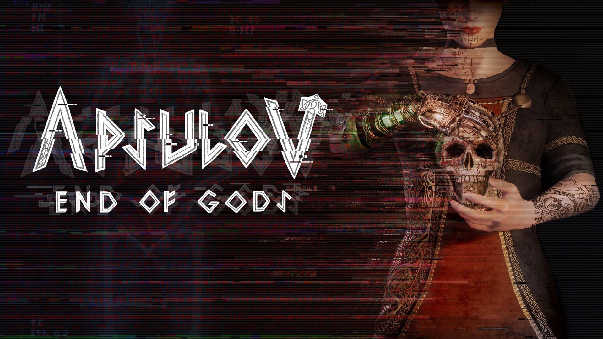 Apsulov: End of Gods Art