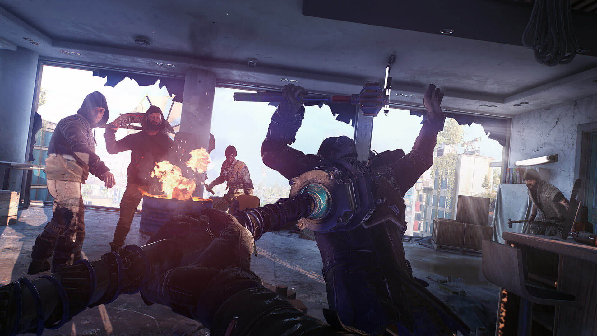 Dying Light 2 Screenshot Combat
