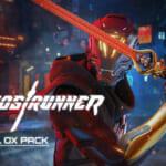 Ghostrunner Metal Ox Keyart