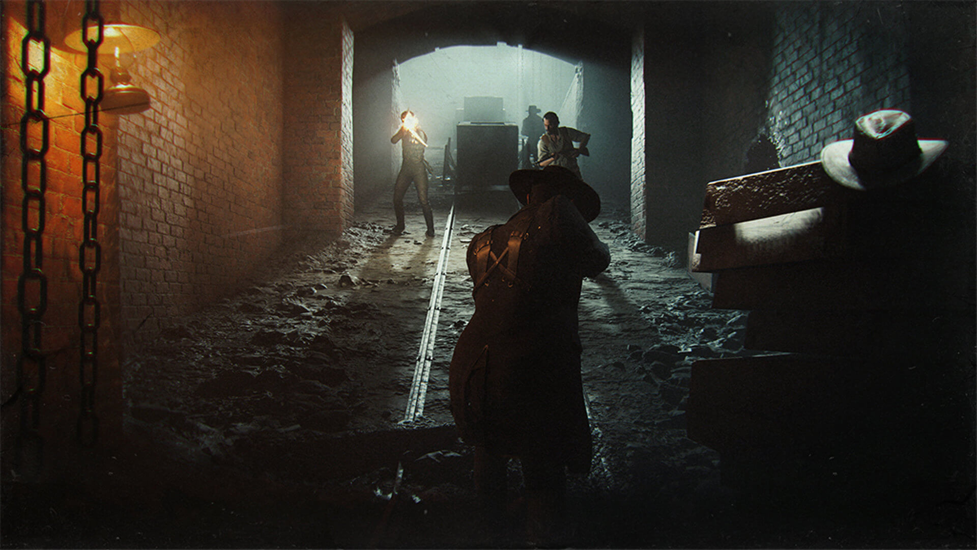 Hunt: Showdown Promotional image