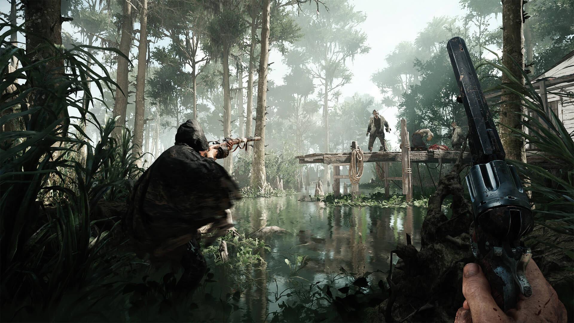 Hunt: Showdown Screenshot