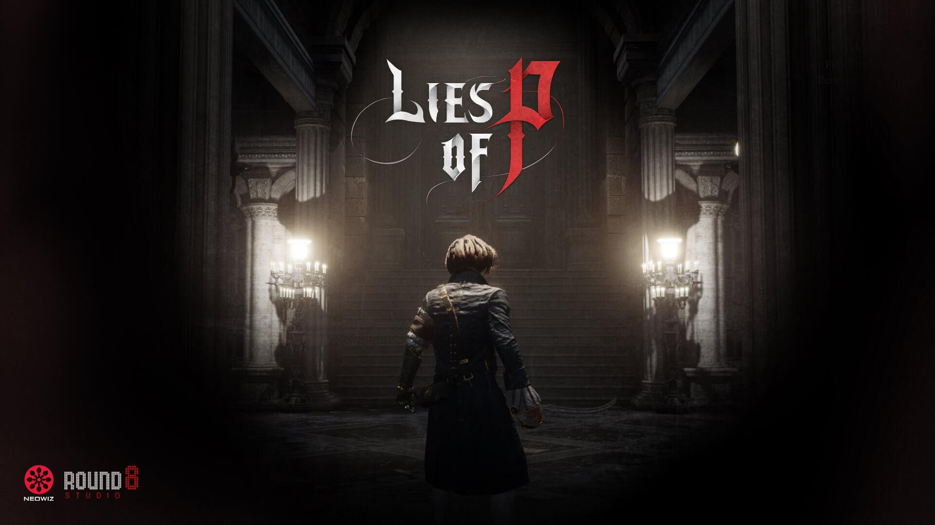 Lies of P Title