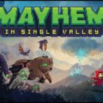 Mayhem in Single Valley logo