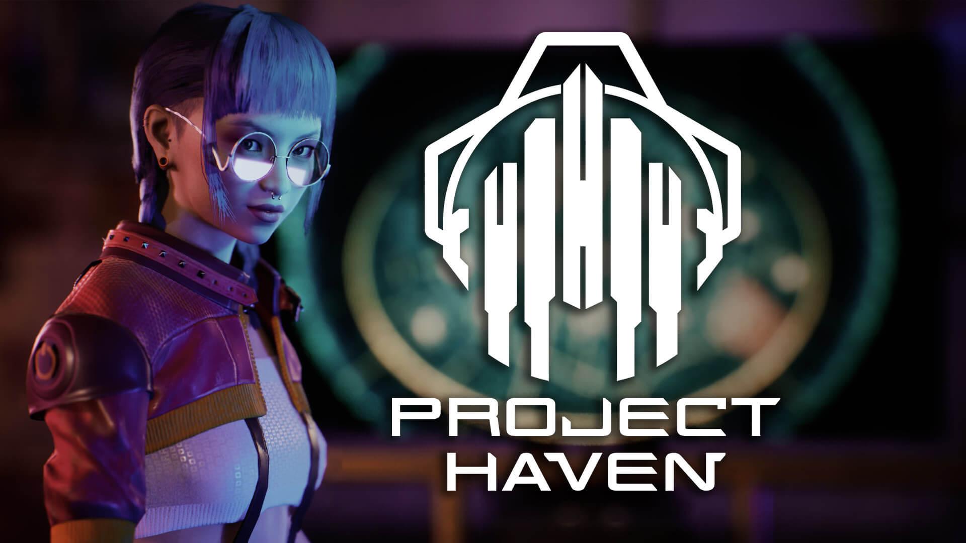 Project Haven Key Art Logo