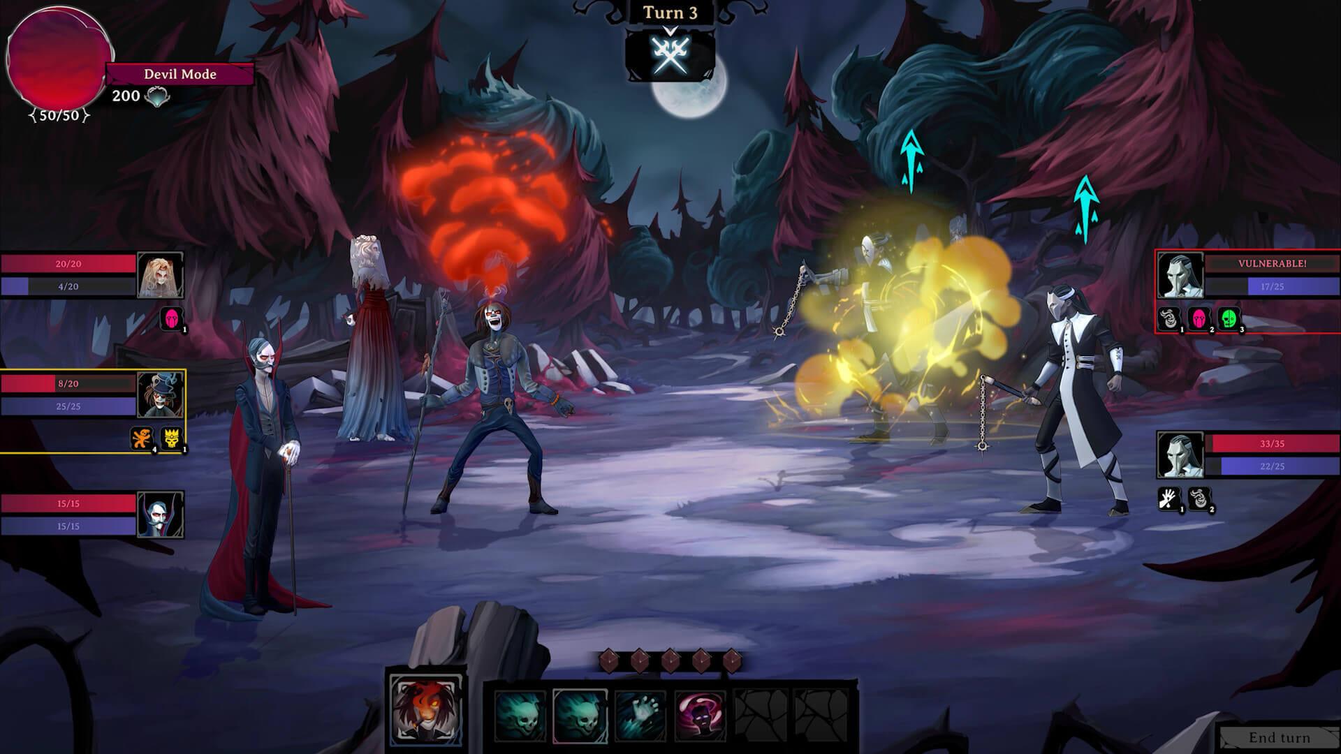 Rogue Lords Gameplay Screenshot