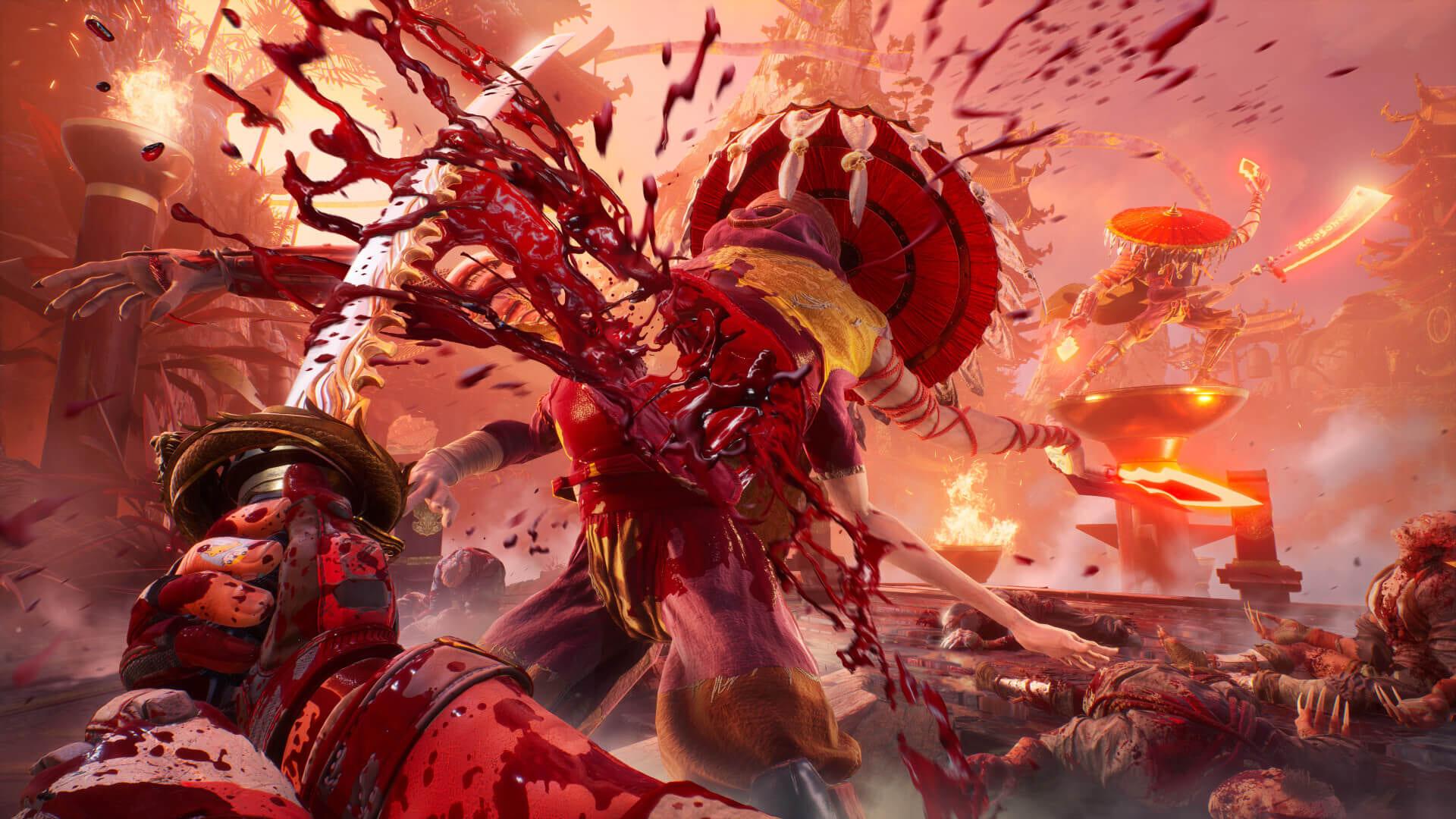 Shadow Warrior 3 Combat Screenshot