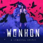 Wonhon: A Vengeful Spirit Key Art