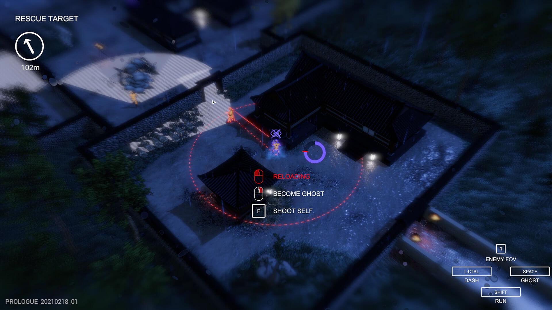 Wonhon: A Vengeful Spirit Screenshot