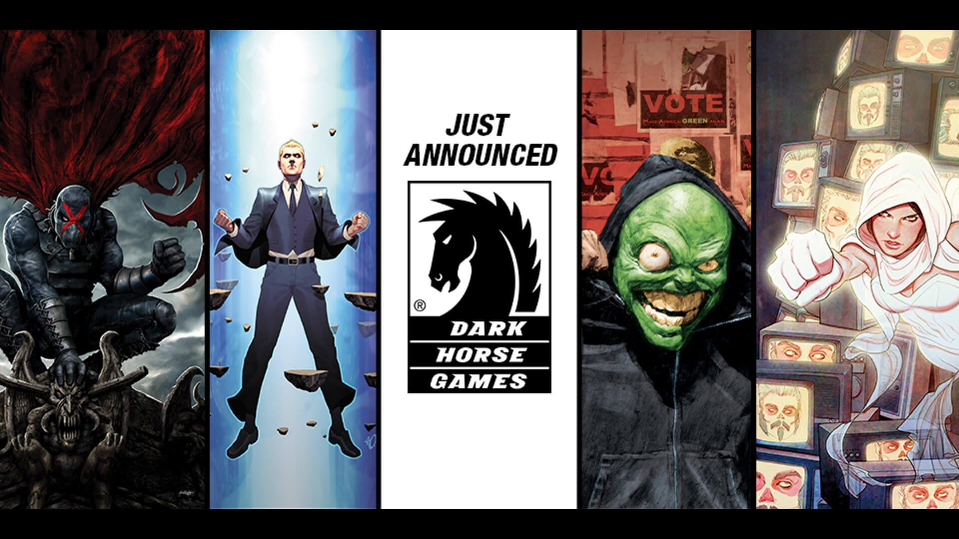 Dark Horse Comics Recent Titles