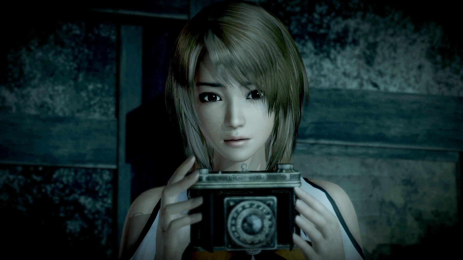 Fatal Frame: Maiden of Black Water Camera Obscura