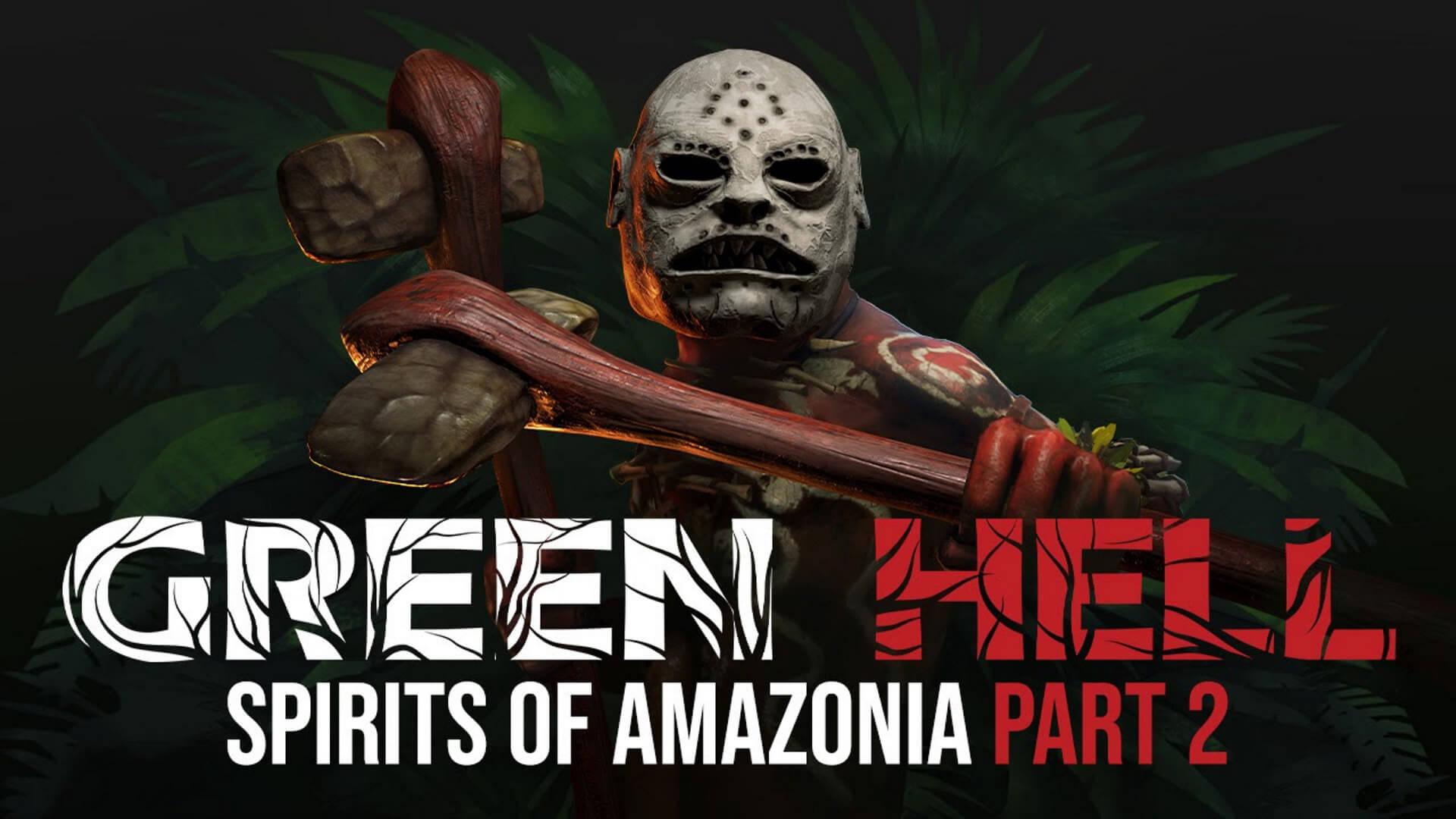 Green Hell Spirits of Amazonia Part 2 Key Art