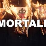 Immortality Logo Flames Color
