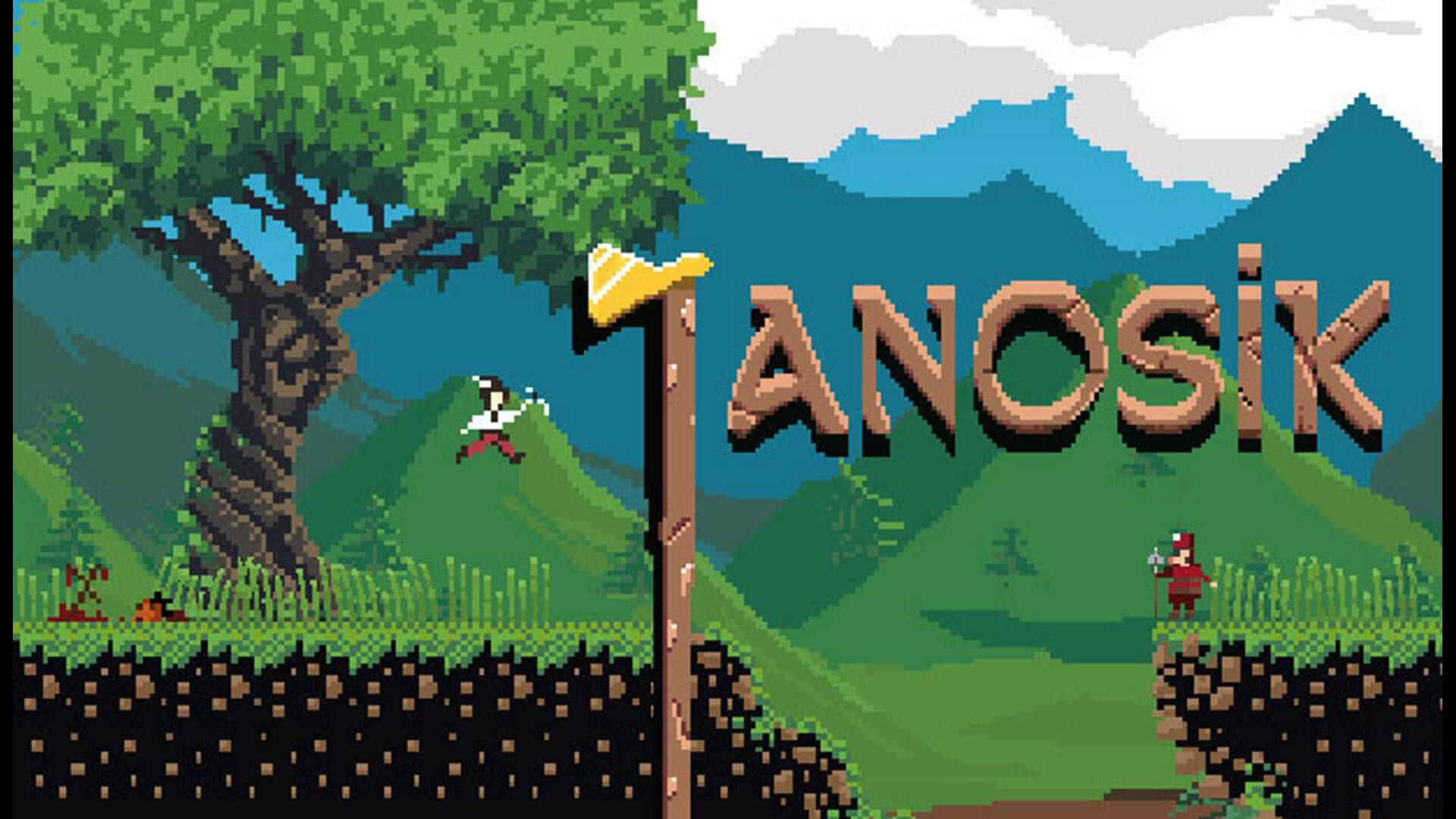 Retrovibe Janosik Screenshot