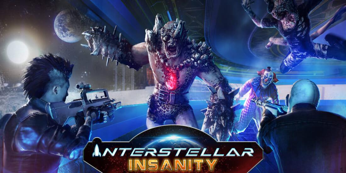 Killing Floor 2 Interstellar Insanity Key Art