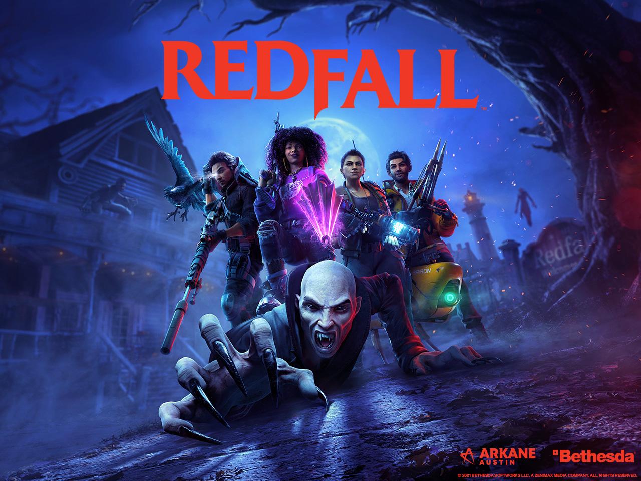 redfall key art