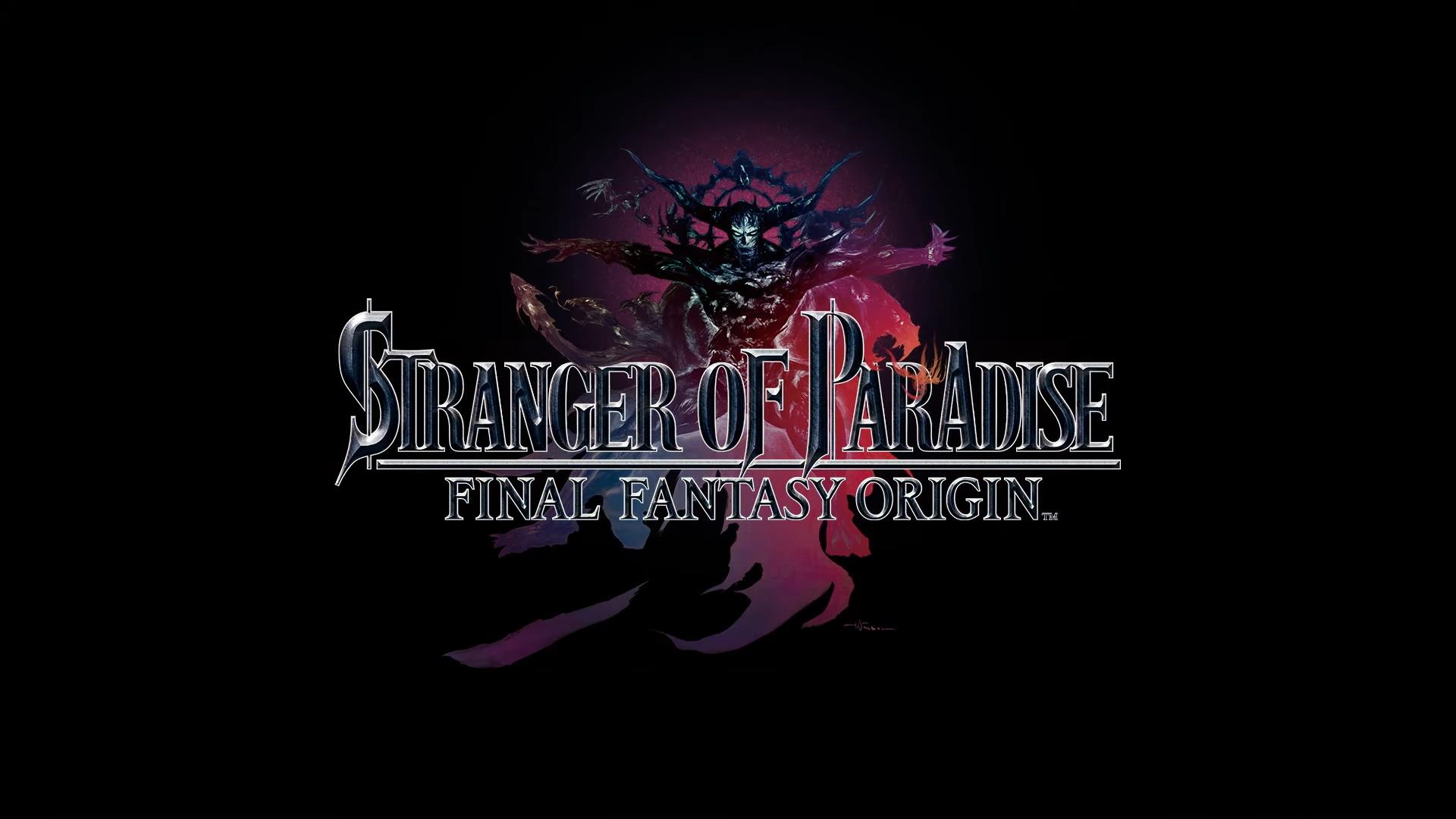 Stranger of Paradise Key Art