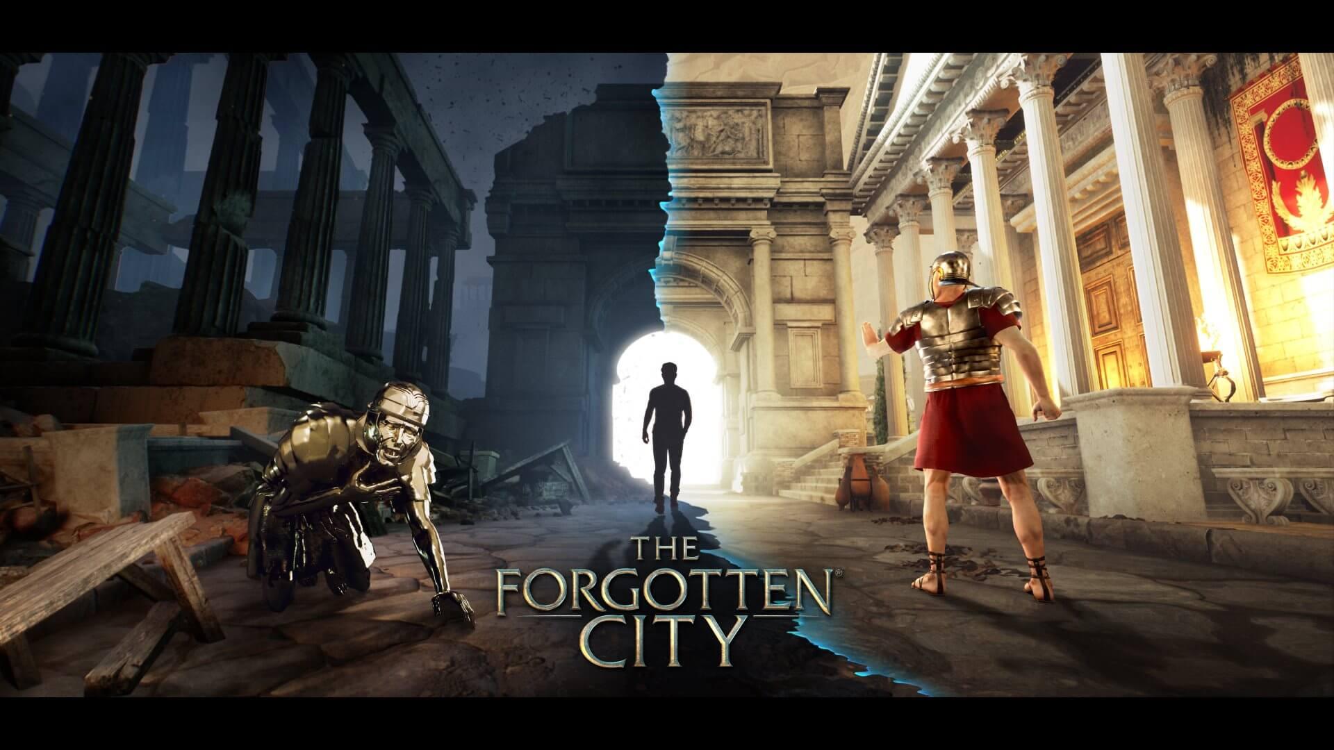 The Forgotten City Key Art