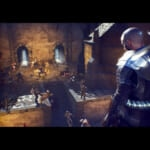 The Last Oricru Observing Battle Screenshot