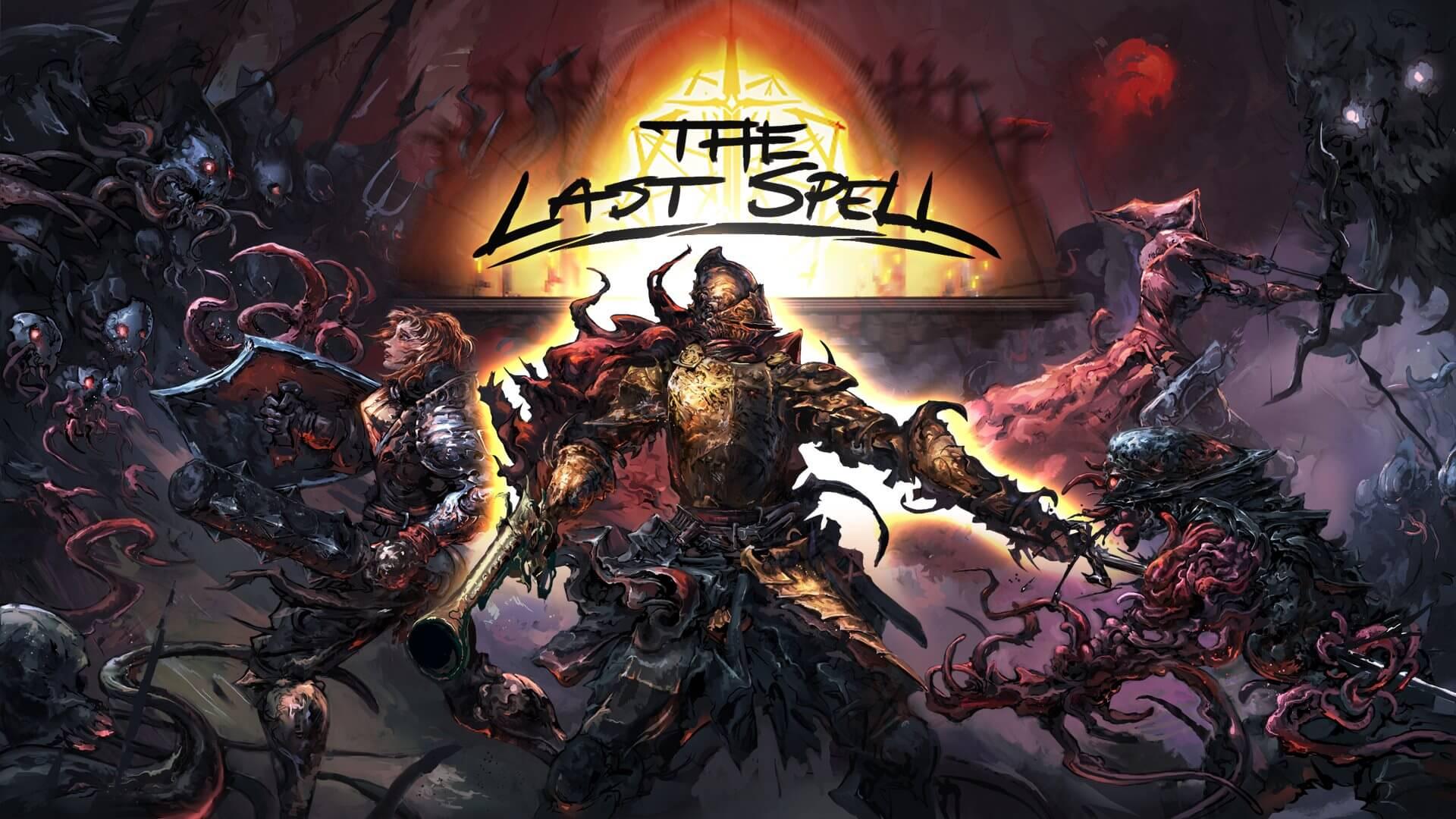 The Last Spell Header