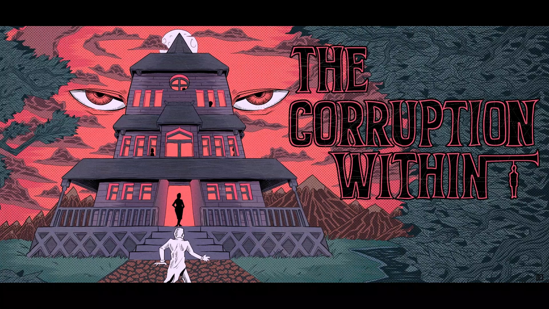 The Corruption Within Title