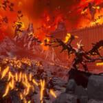Total War Warhammer III Skarbrand Screenshot