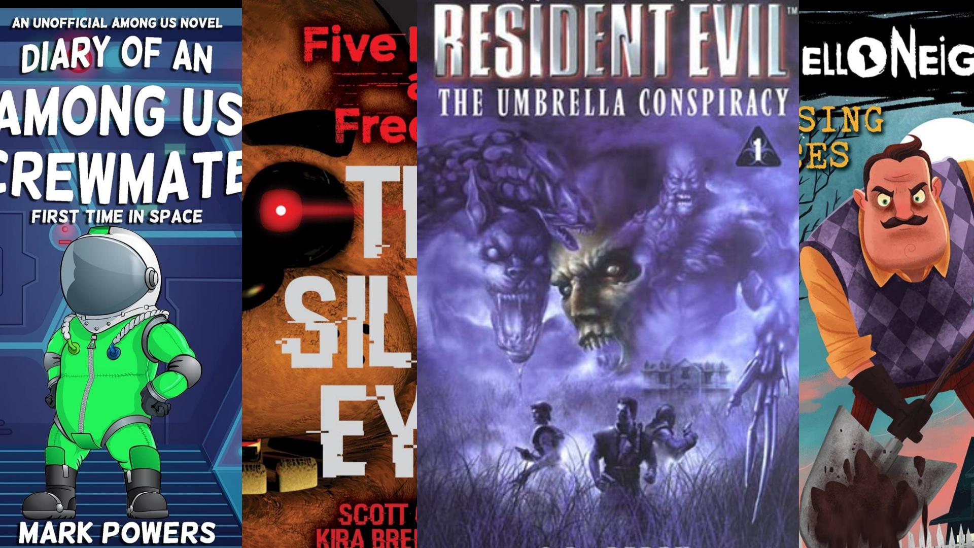 Video game novels