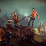 Zombie Army 4 Left 4 Dead Crossover Key Art