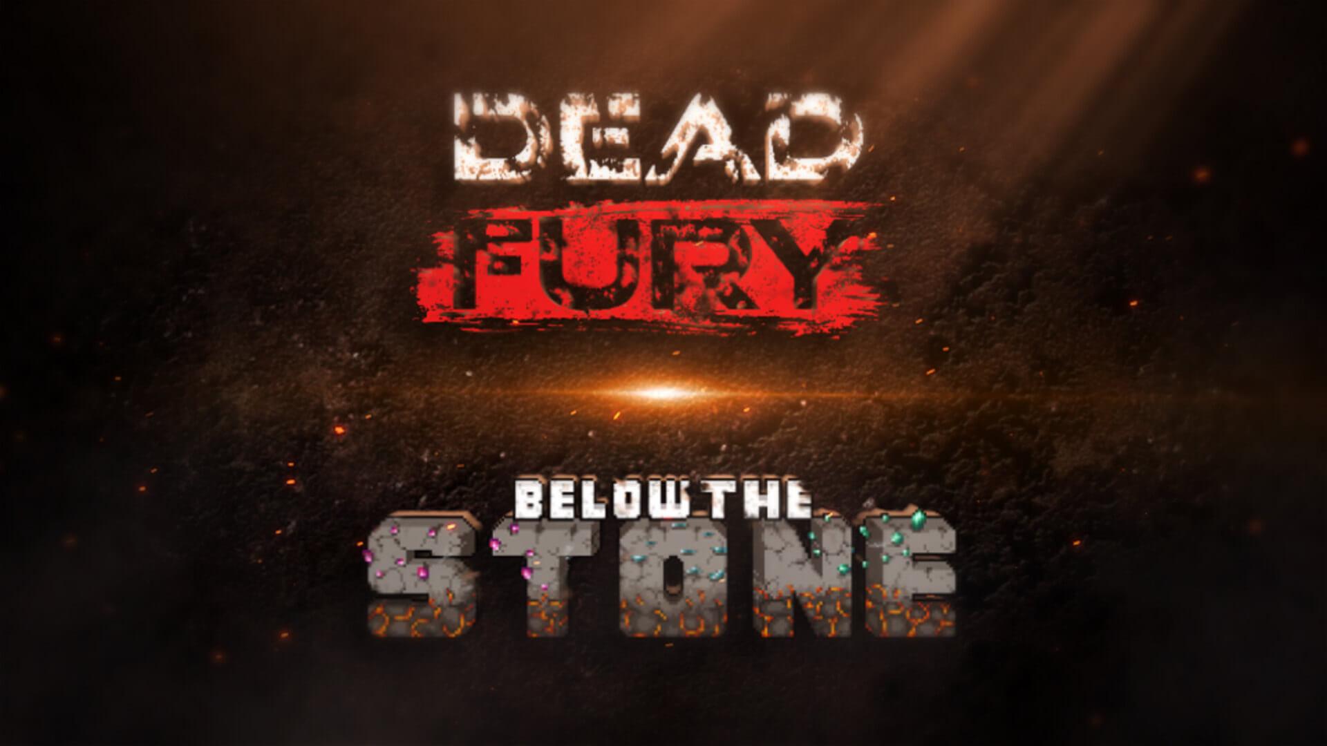 Apogee Entertainment Dead Fury Below the Stone announcement