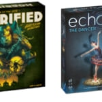 Horrified: American Monsters and echoes: An Audio Mystery Game Ravensburger release