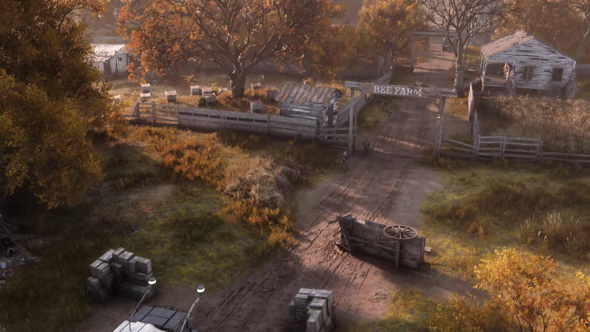 Hunt: Showdown DeSalle Bee Farm Screenshot