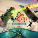 Maneater: Truth Quest DLC Key Art