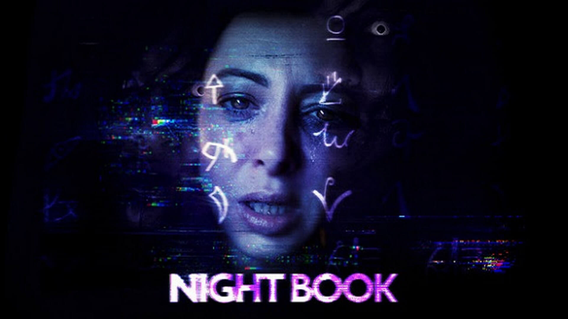 Night Book Poster