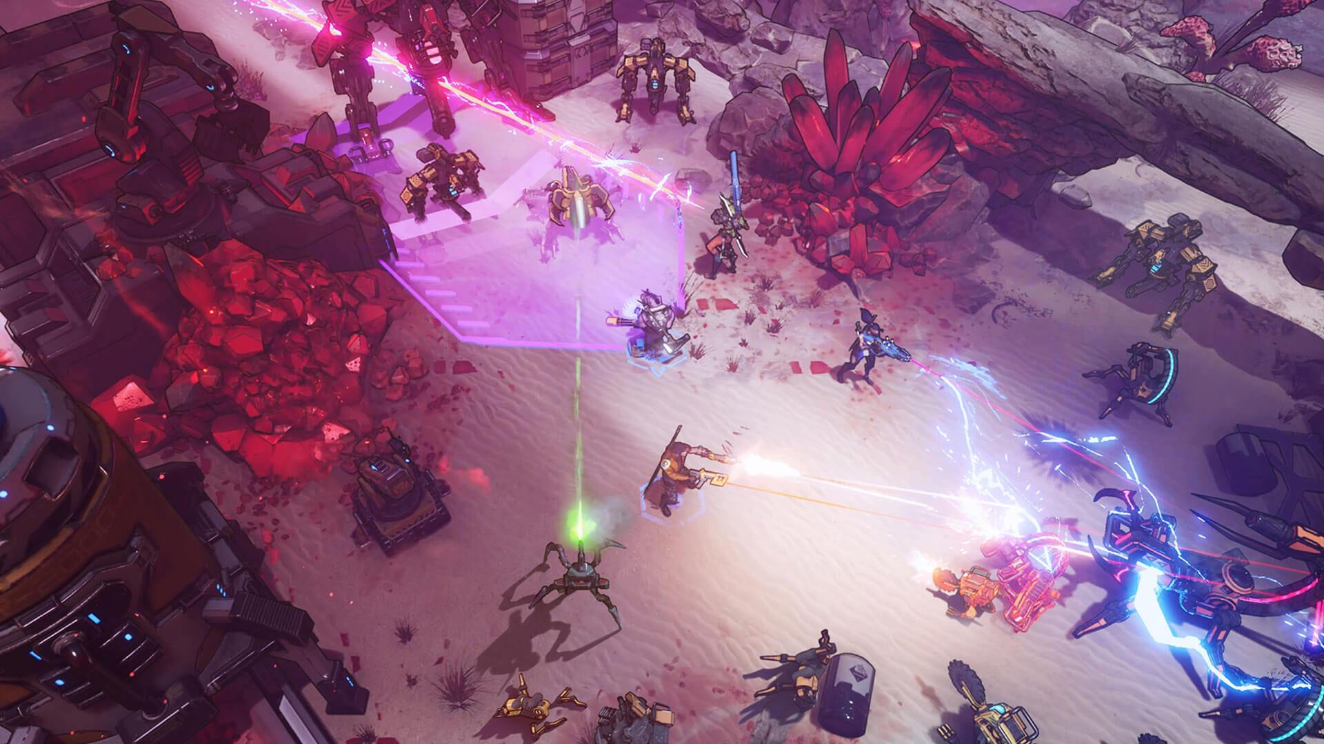 Space Punks Screenshot multiplayer