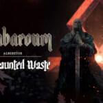 Symbaroum: Alberetor - The Haunted Waste Banner Art