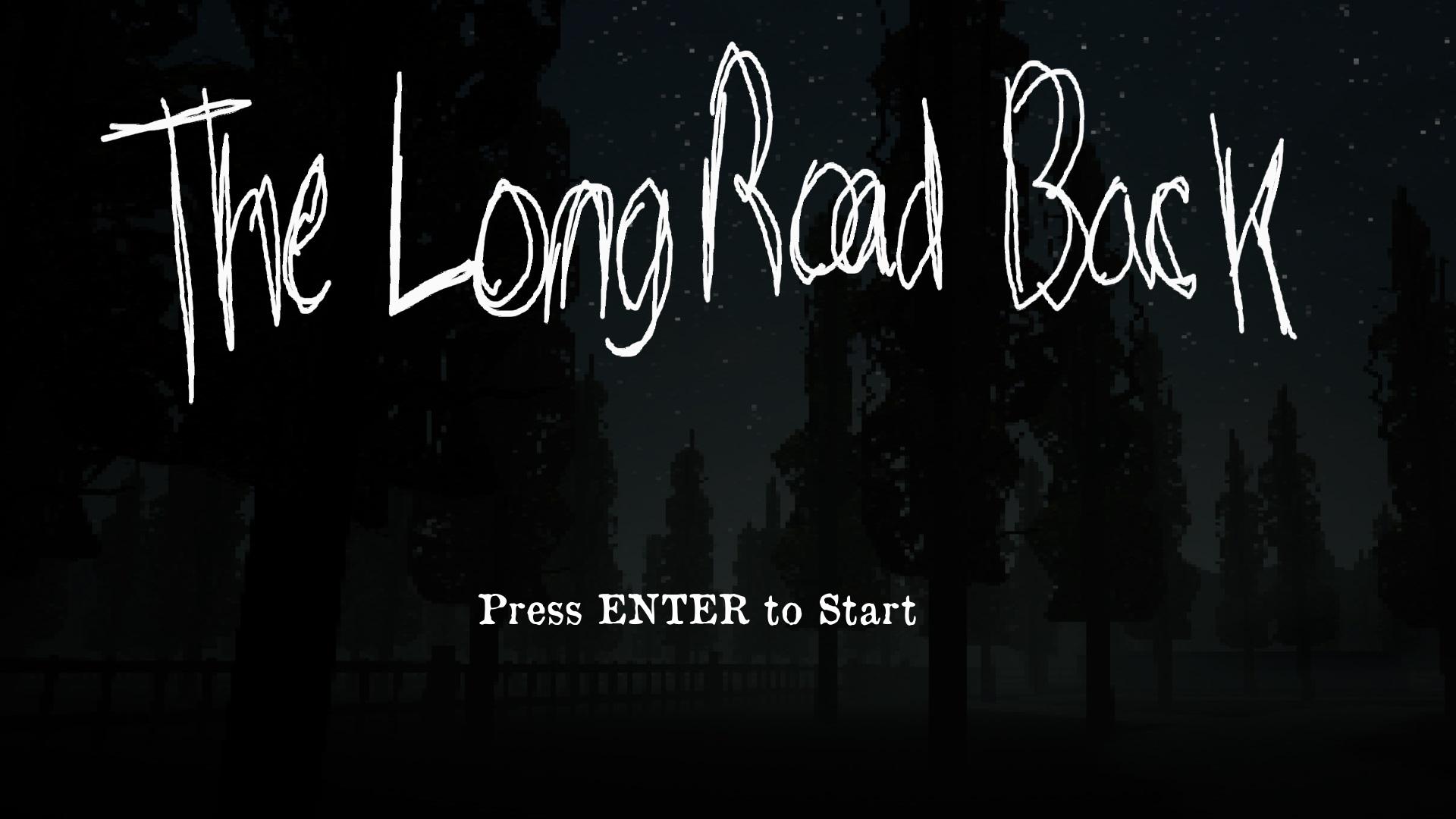The Long Road Back Key Art