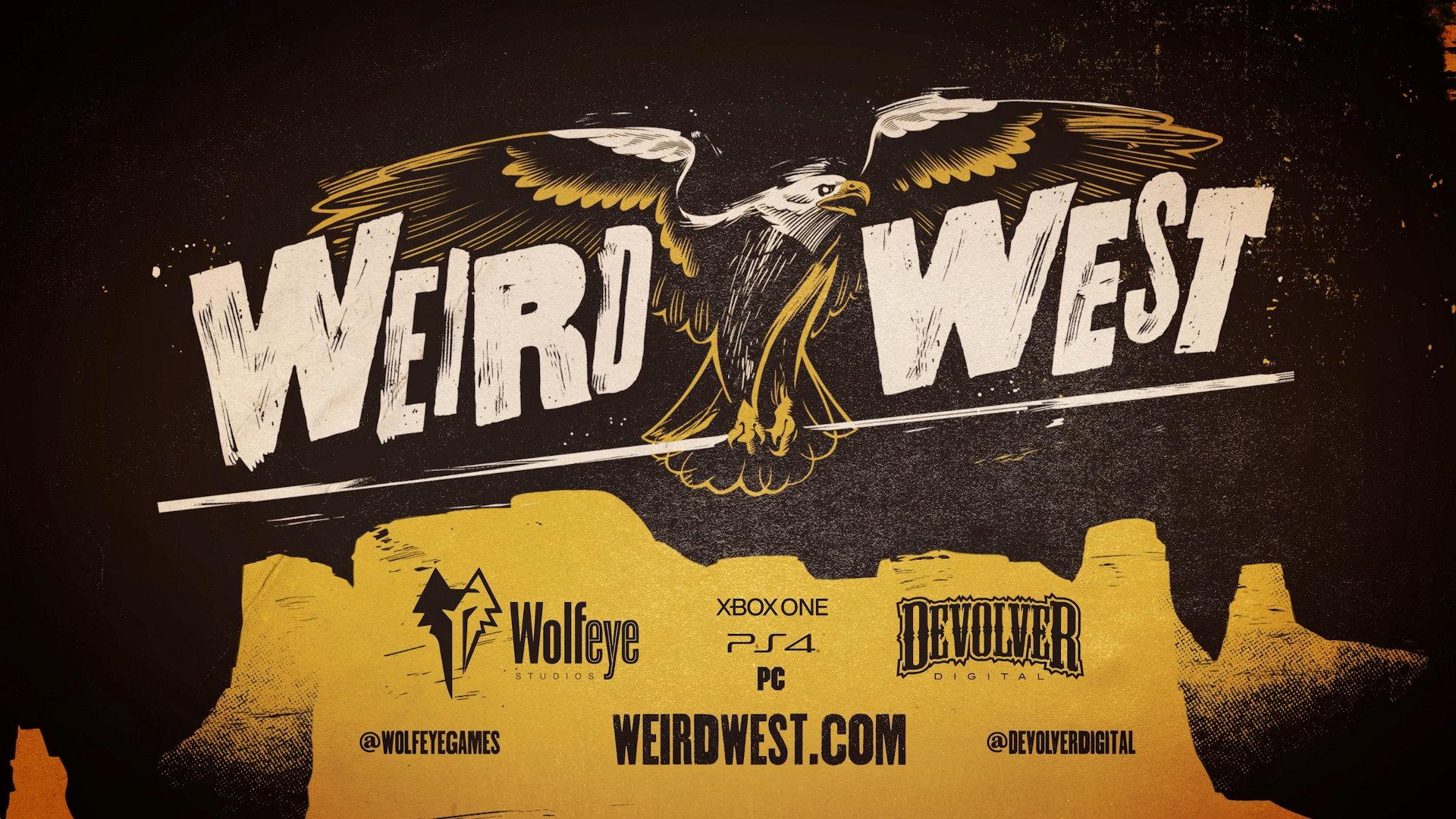 Weird West Trailer Thumbnail